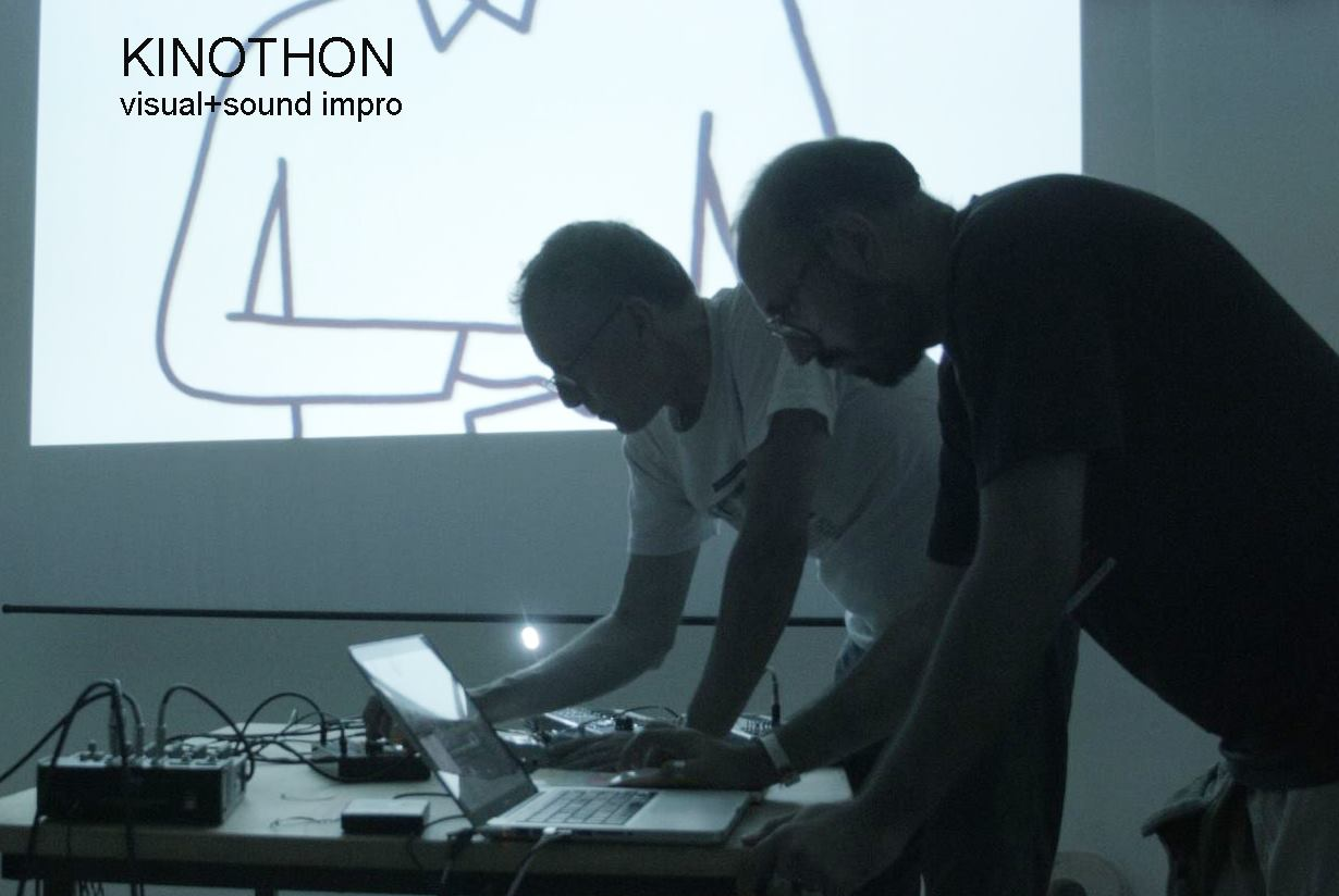 Kinothon live (canecapovolto + frametek)