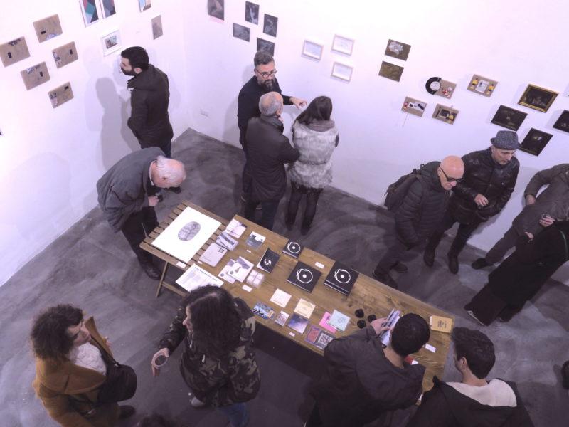 Contemporaneo / low cost art gallery